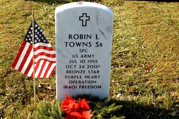 SFC Robin L. Towns 2