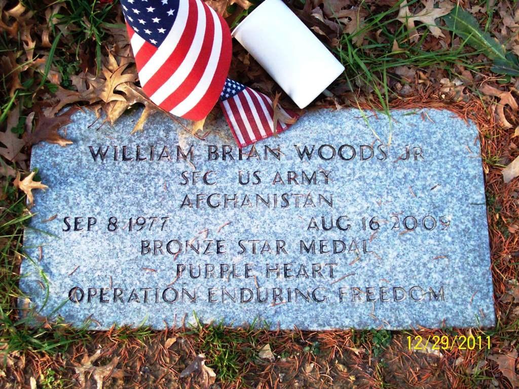 SFC William B. Woods, Jr. 3