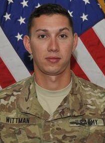 SGT Aaron X. Wittman 1