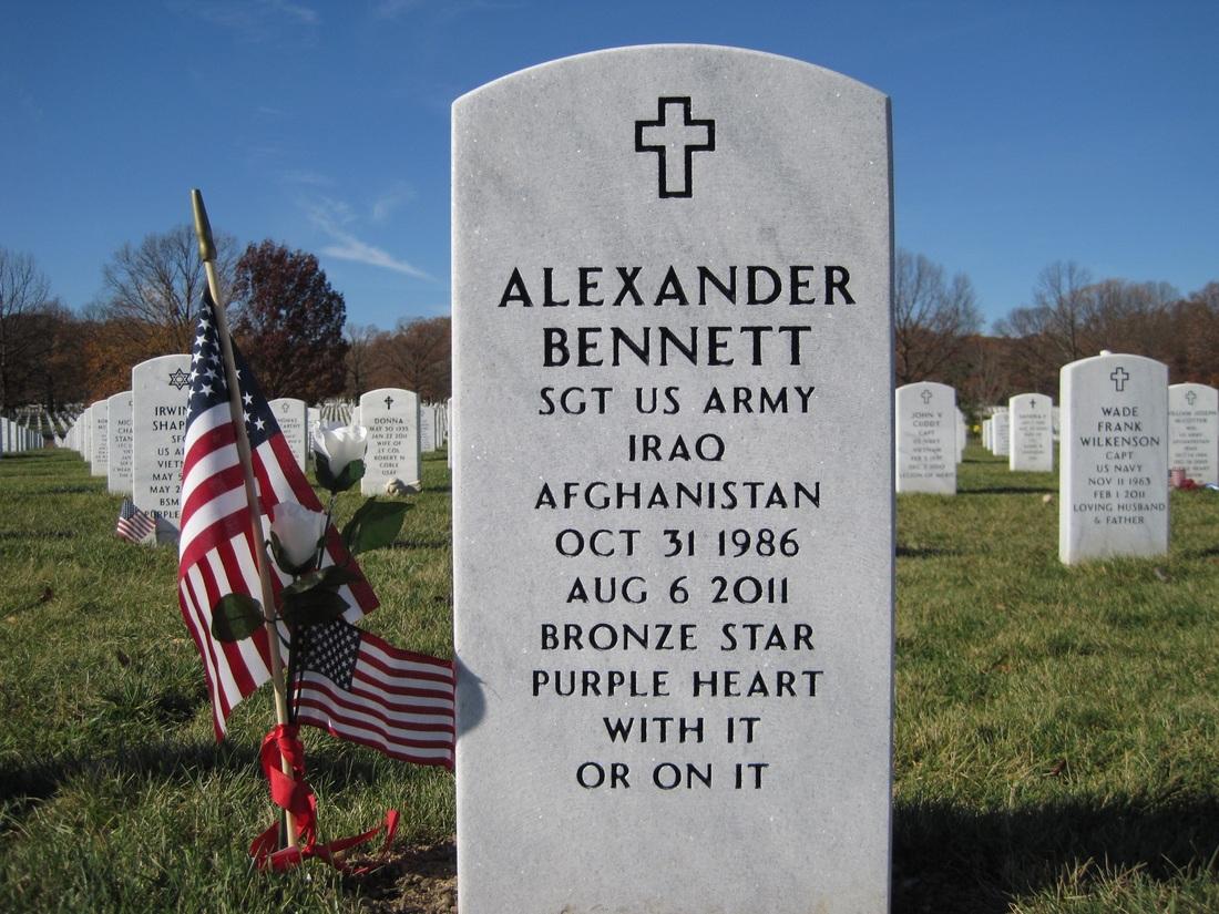 SGT Alexander J. Bennett 3