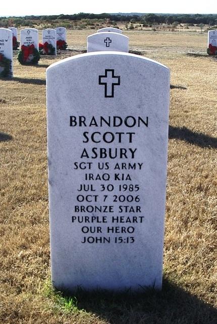 SGT Brandon S. Asbury 2