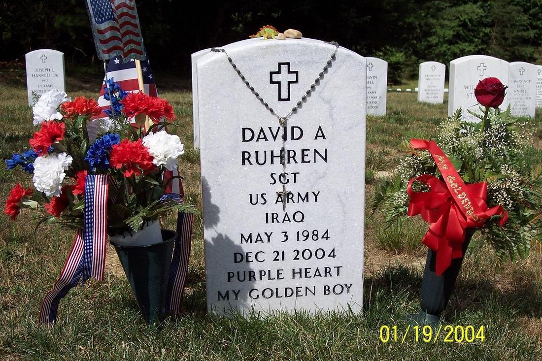 SGT David A. Ruhren 3