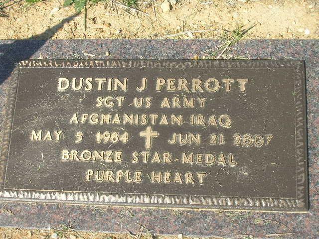 SGT Dustin J. Perrott 2