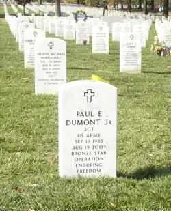 SGT Paul E. Dumont 4