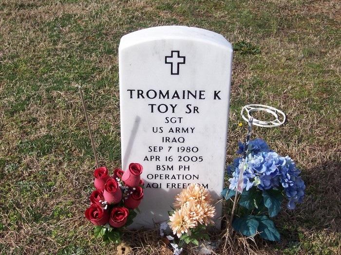 SGT Tromaine K. Toy 2