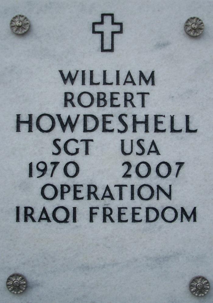 SGT William R. Howdeshell 3