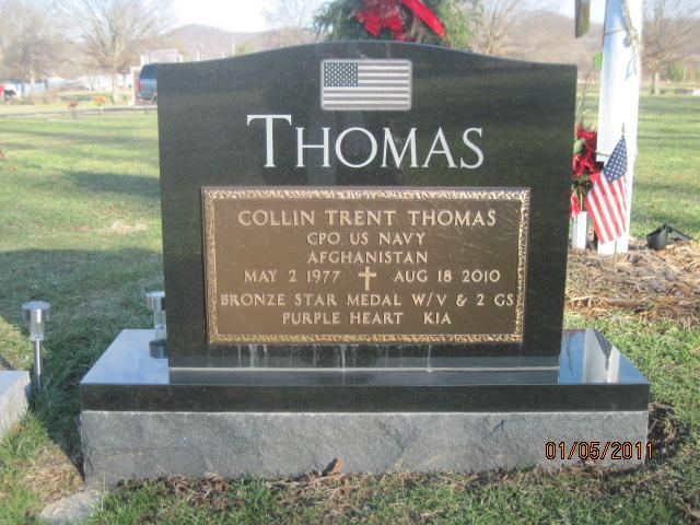 SOC (SEAL) Collin T. Thomas 5