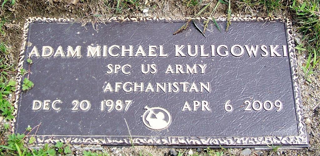 SPC Adam M. Kuligowski 2