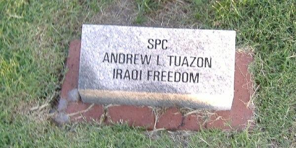 SPC Andrew L. Tuazon 2