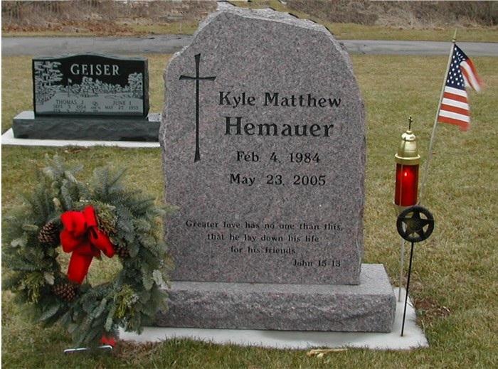 SPC Kyle M. Hemauer 2