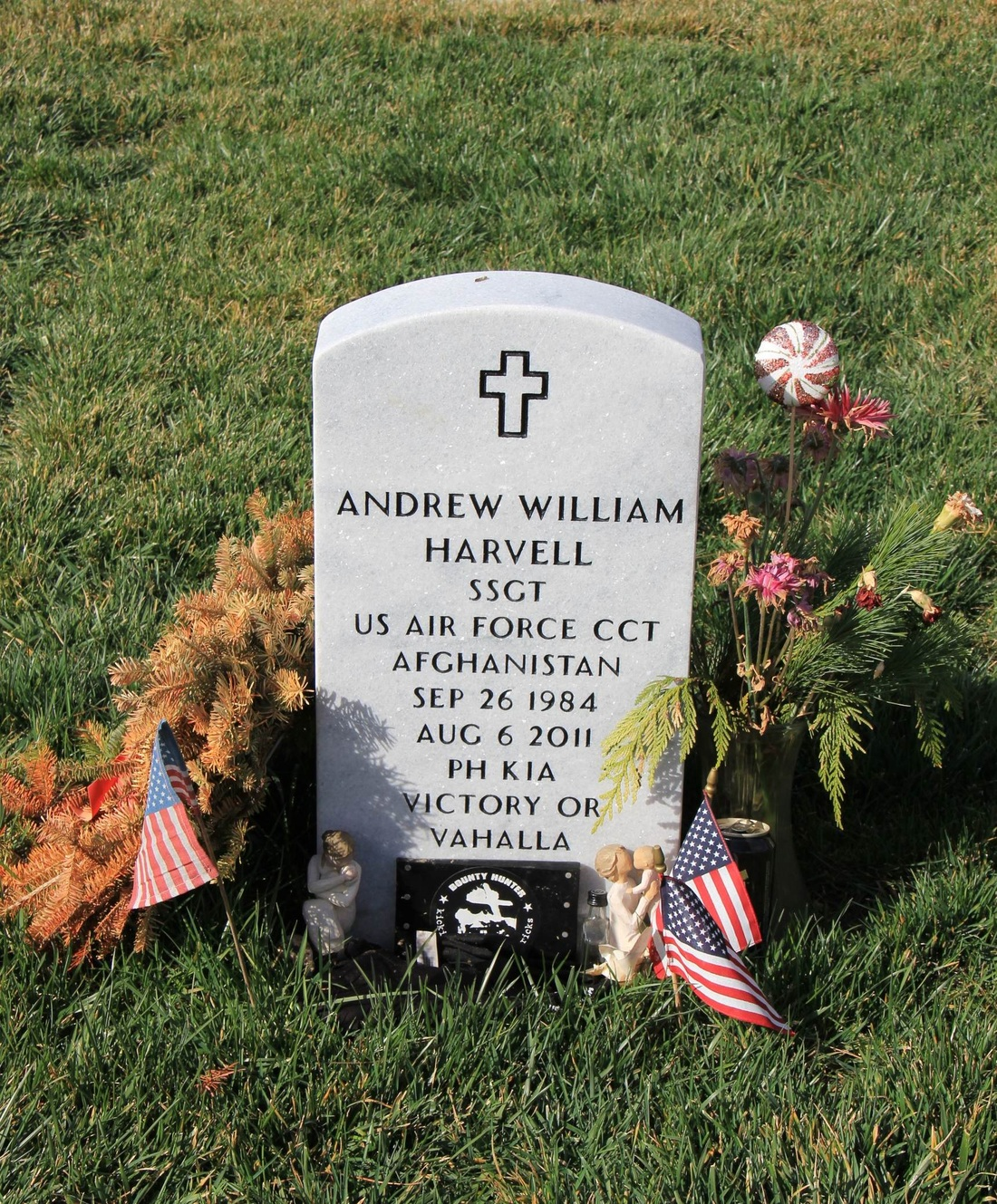 SSG Andrew W. Harvell 3