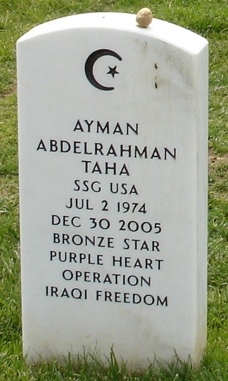 SSG Ayman A. Taha 2
