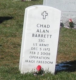 SSG Chad A. Barrett 4