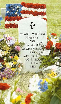 SSG Craig W. Cherry 3
