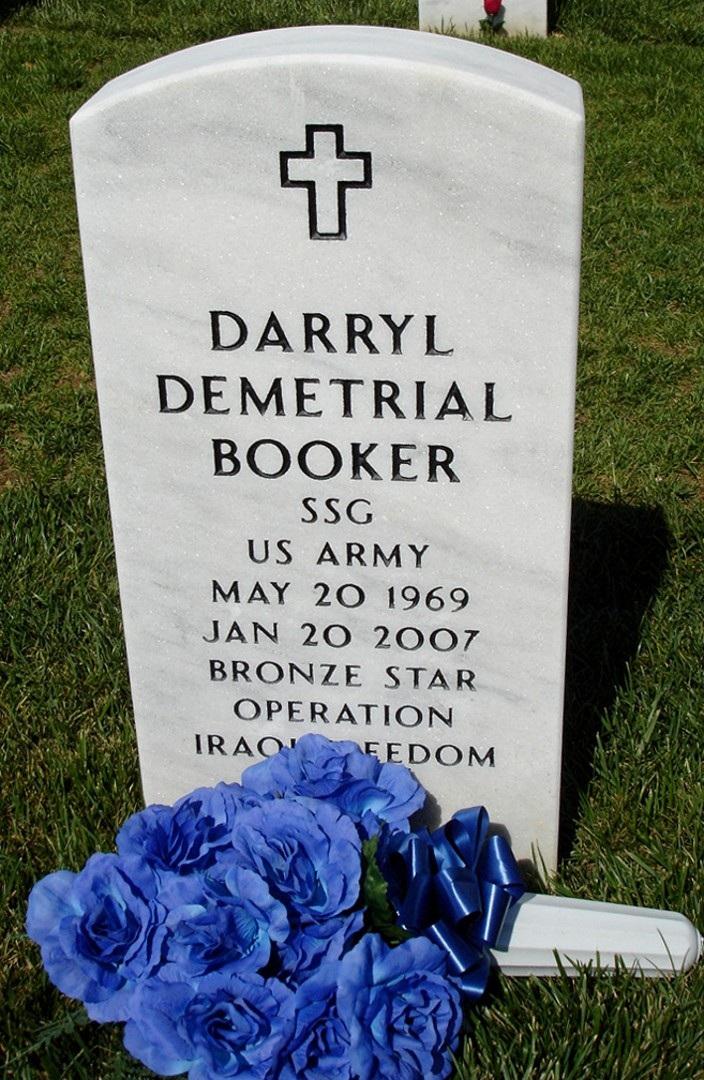 SSG Darryl D. Booker 3