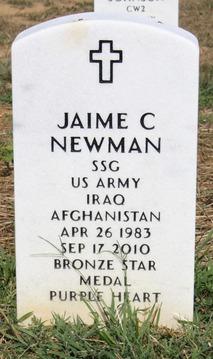 SSG Jaime C. Newman 2