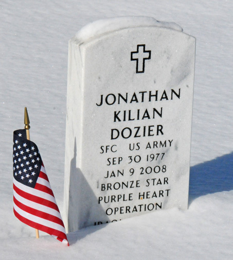 SSG Jonathan K. Dozier 5