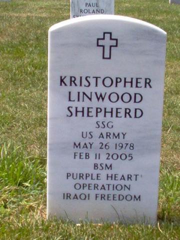 SSG Kristopher L. Shepherd 2