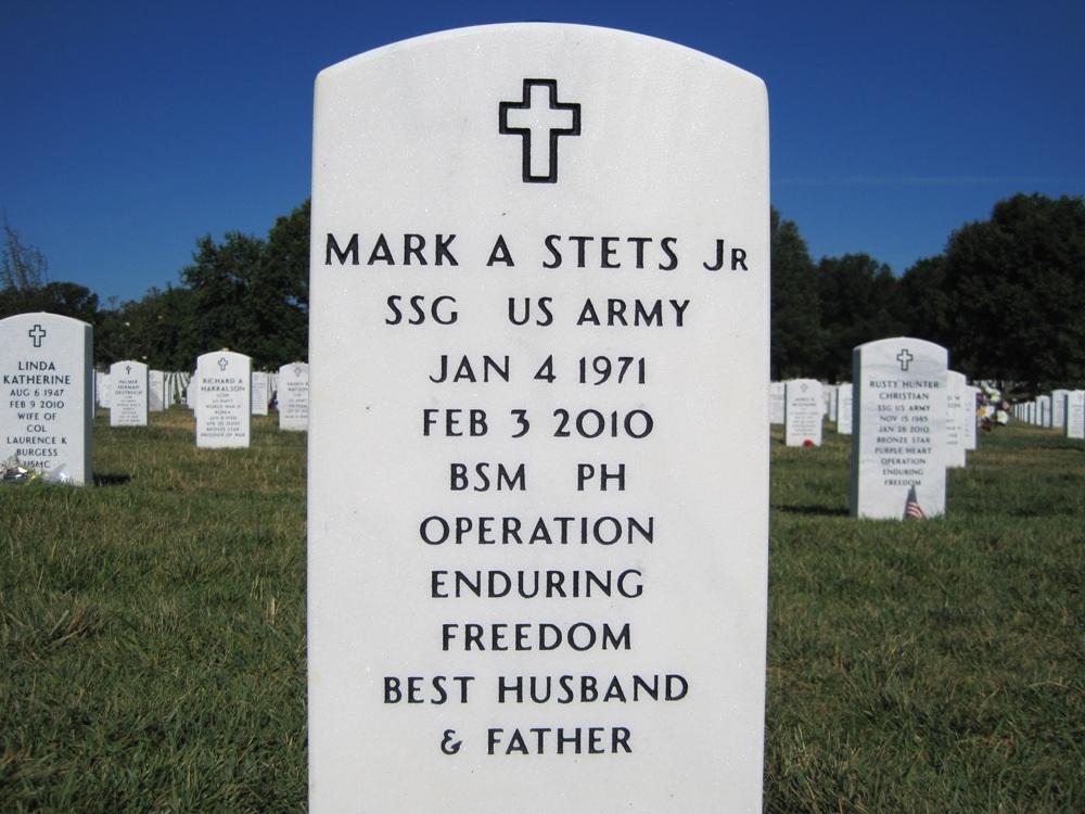 SSG Mark A. Stets Jr 2