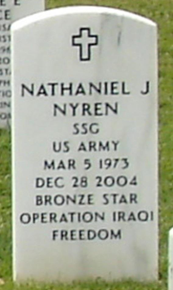 SSG Nathaniel J. Nyren 2