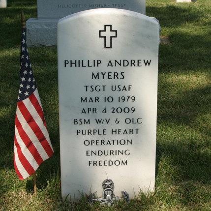 SSG Phillip A. Myers 5