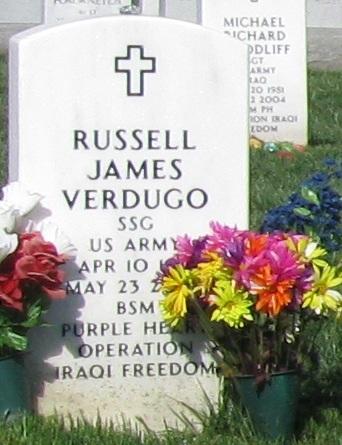 SSG Russell J. Verdugo 2