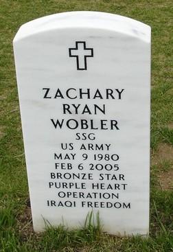SSG ZACHARY R. WOBLER 3