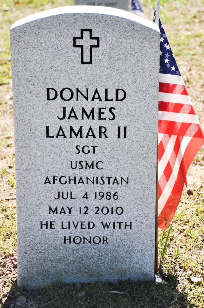 Sgt Donald J. Lamar 3