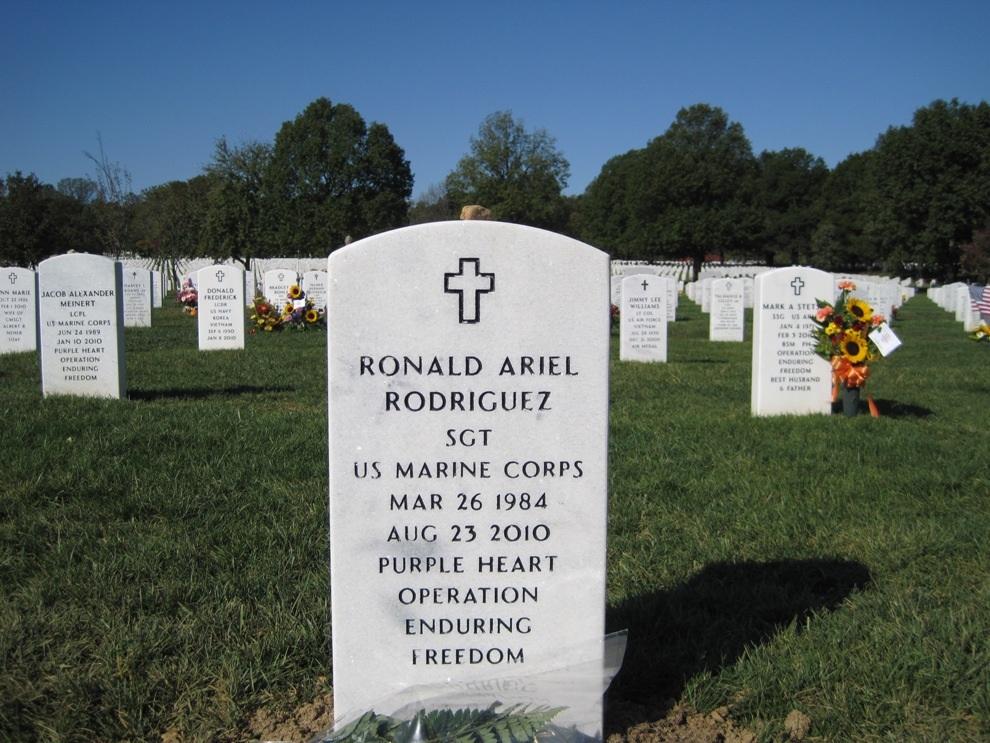 Sgt Ronald A. Rodriguez 3