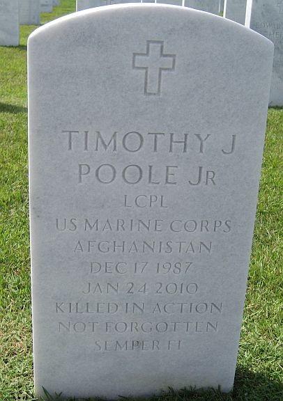 Sgt Timothy J. Poole 3