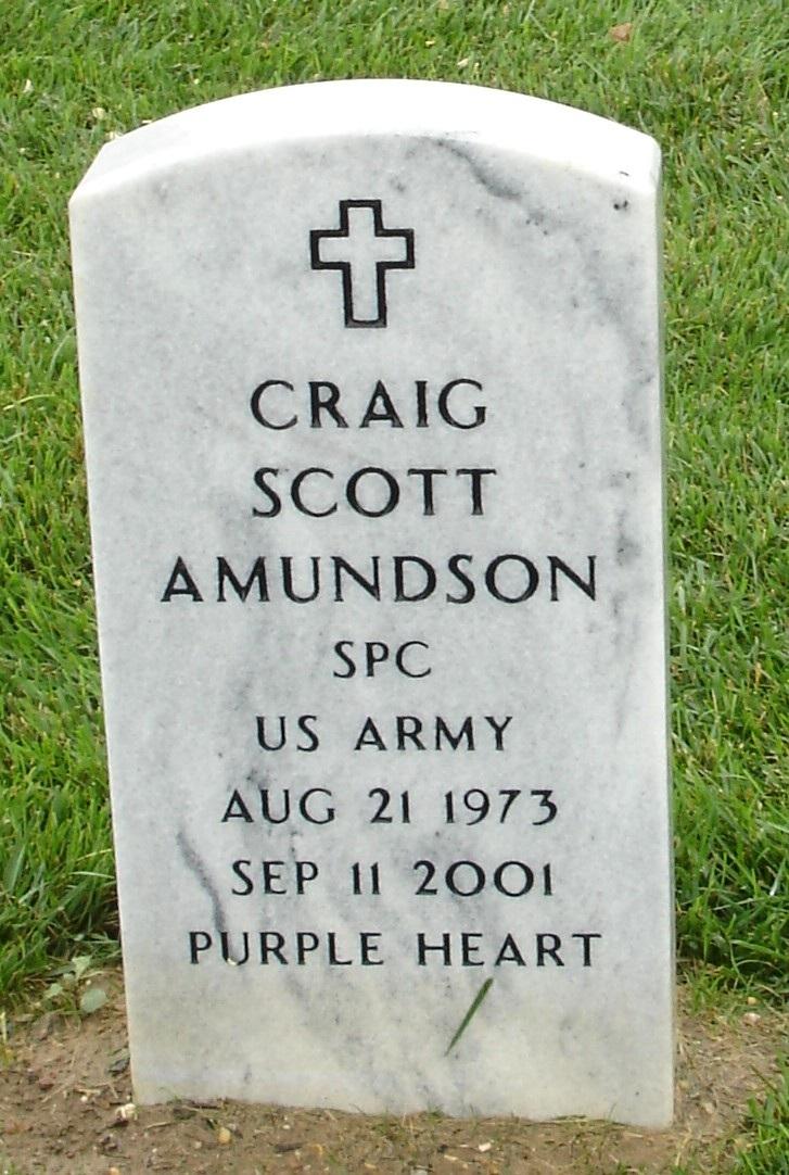 Spc. Craig Amundson 2