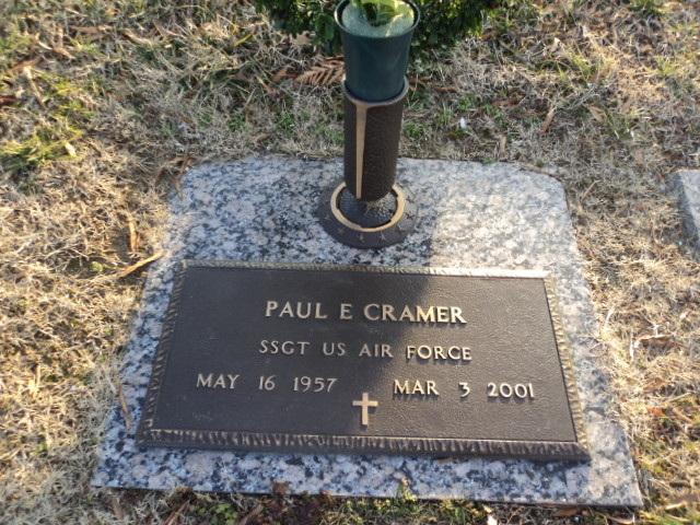 Staff Sgt. Paul Cramer 1