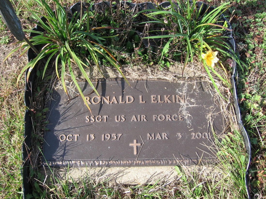 Staff Sgt. Ronald Elkin 1