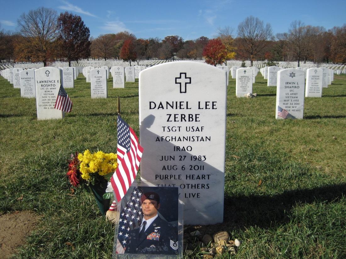 TSgt Daniel L. Zerbe 3
