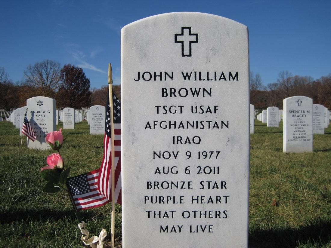 TSgt John W. Brown 3